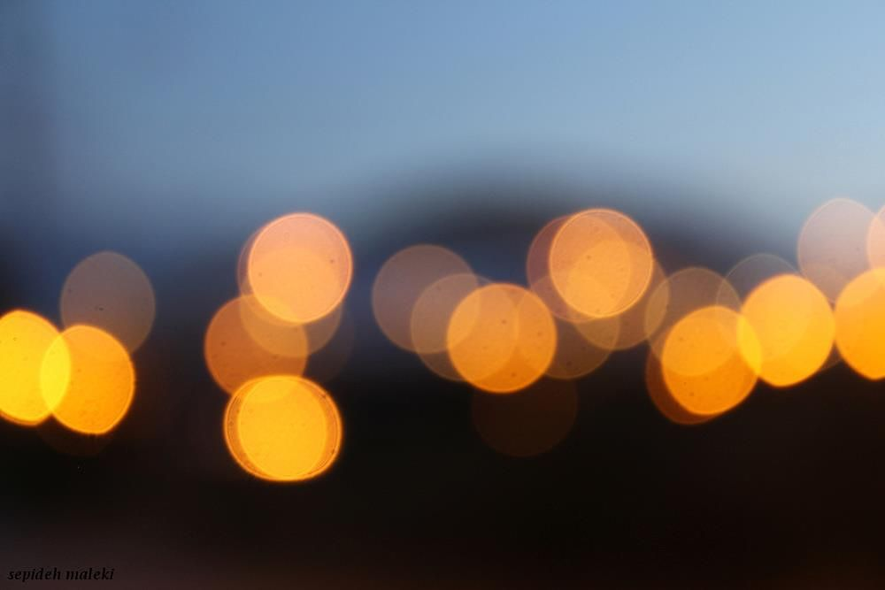 Night lights, Denver, Colorado by sepideh