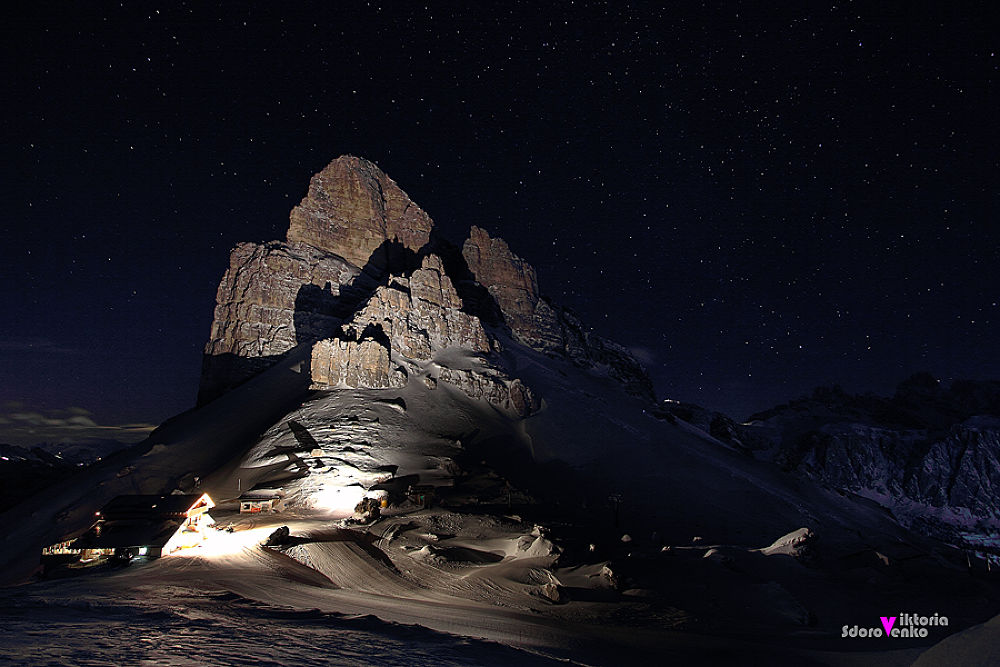 Monte Averau by viktoriasdorovenko