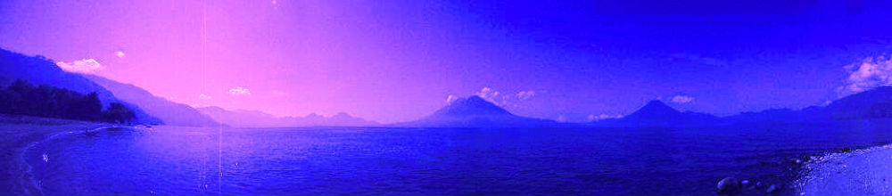 LAKE ATITLAN by Enkisoto666