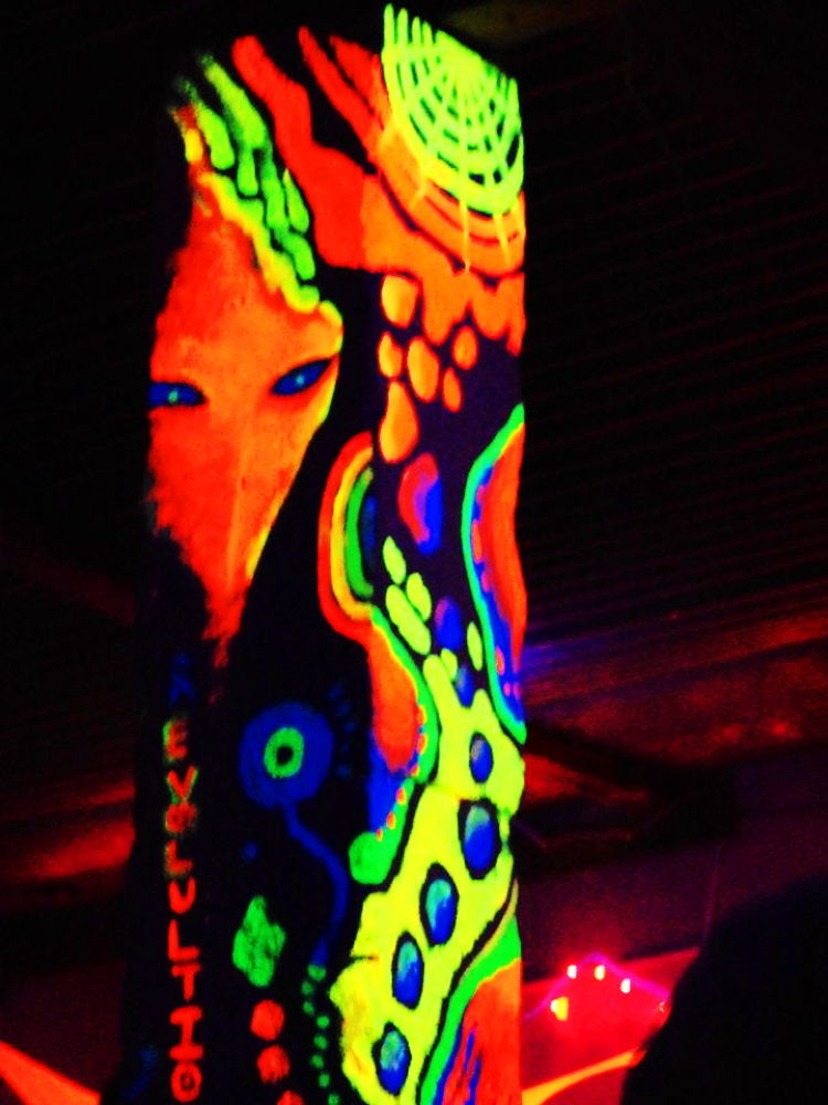 PSYCHEDELIC. by Enkisoto666
