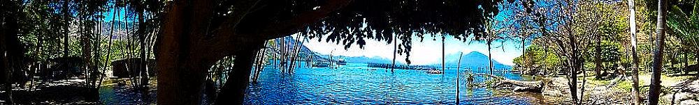 LAKE VIEW FROM SANTA CARATINA PALOPO. by Enkisoto666