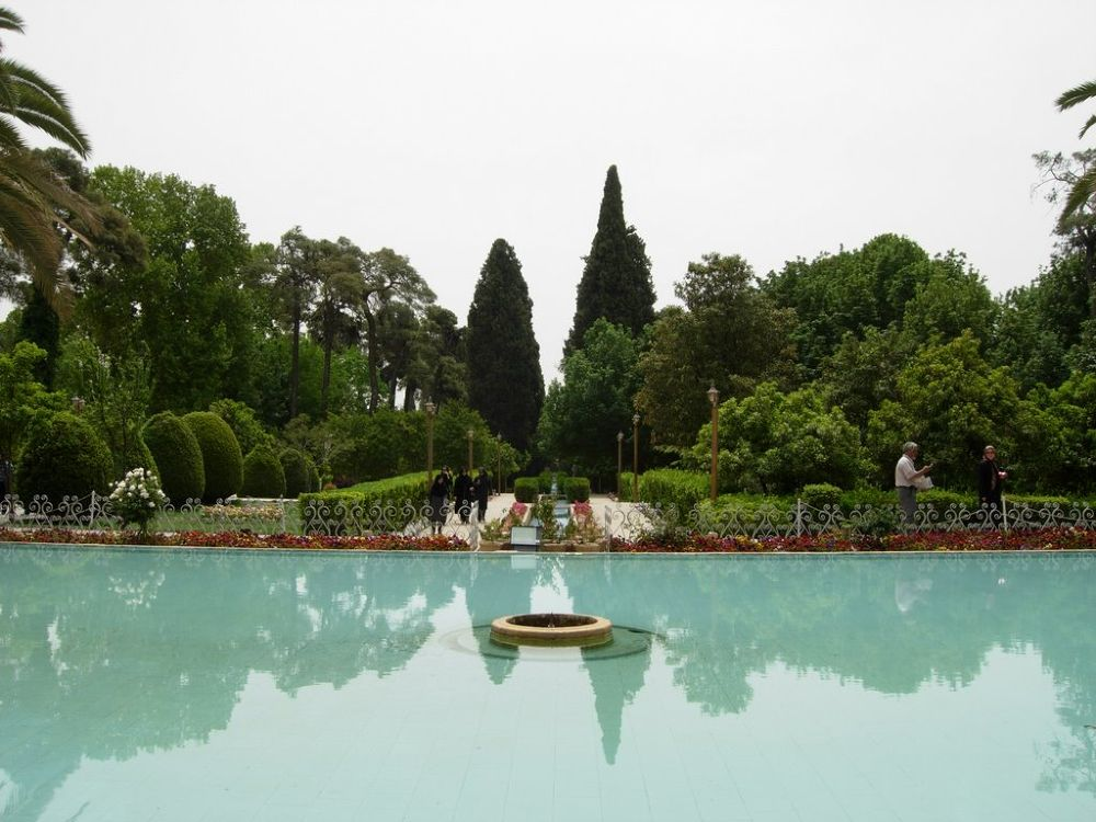 Eram Garden, Shiraz, Iran - باغ ارم شيراز by hamid737