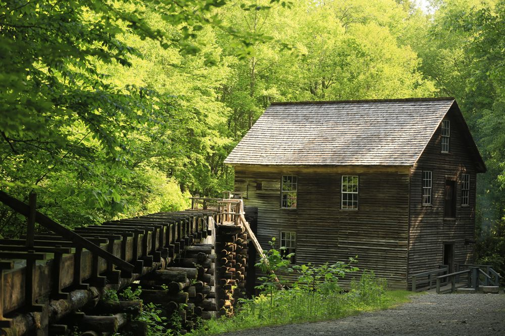 Old Mill by timothybell1800