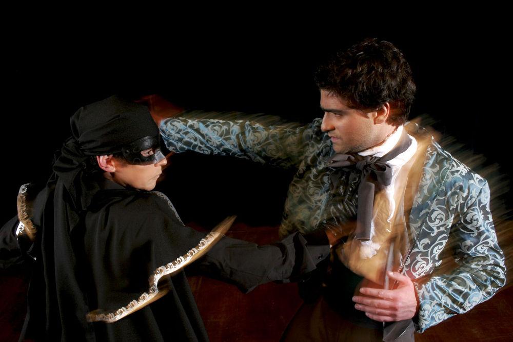 El Zorro  by rolooyarzun