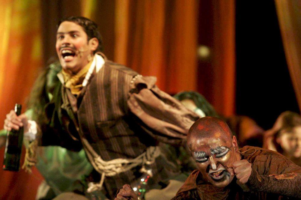 La Tempestad de William Shakespeare by rolooyarzun