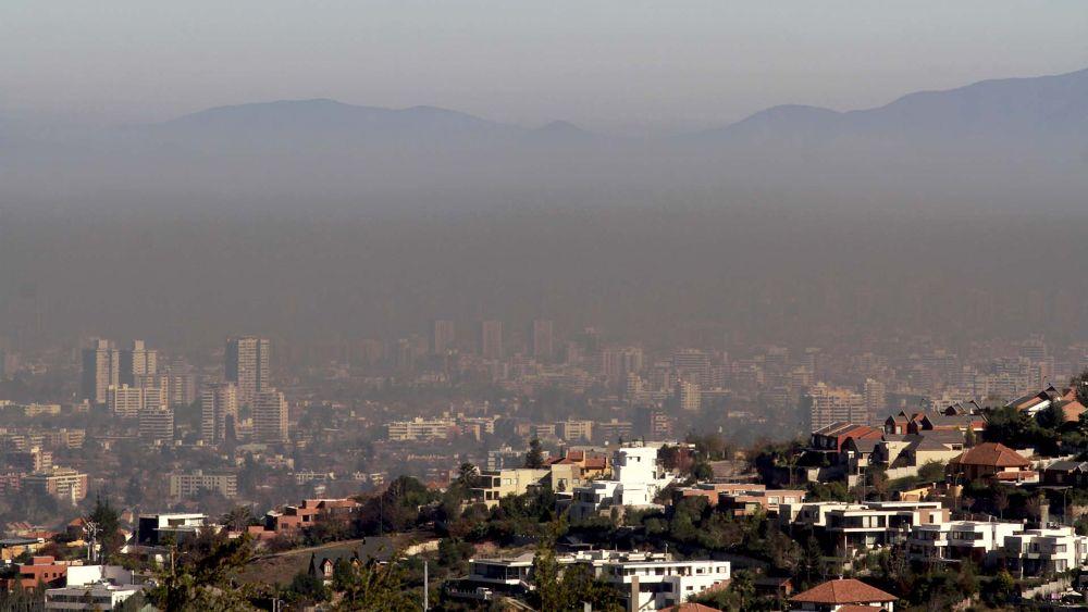 Santiago de Chile  by rolooyarzun