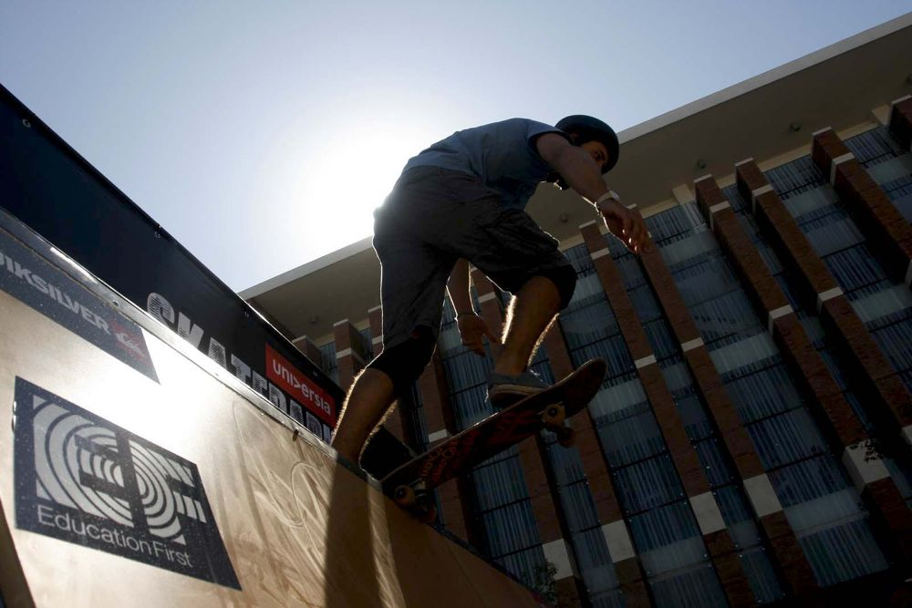 Skater Chile  by rolooyarzun