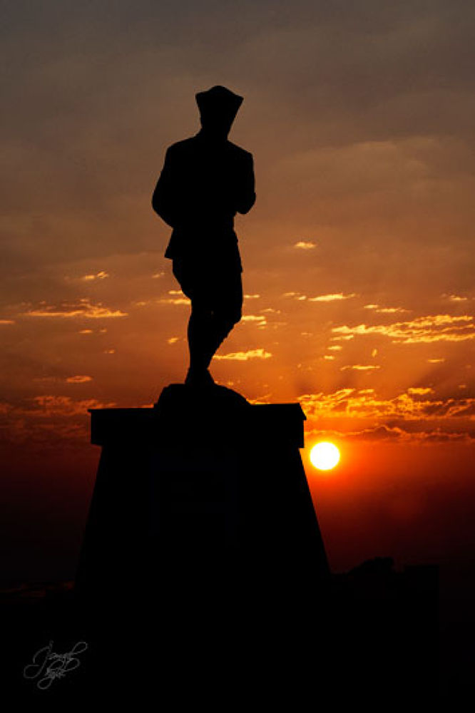 Colors of the Sun Rise -Kocatepe/Afyonkarahisar/Turkey- by ismailakgul