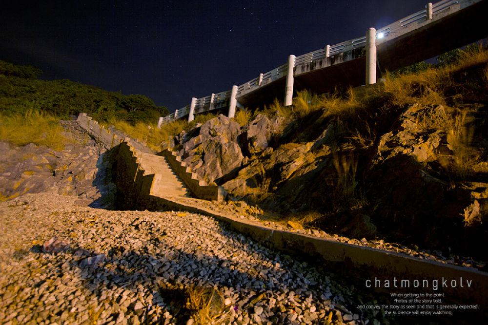 Stairway by chatmongkolv