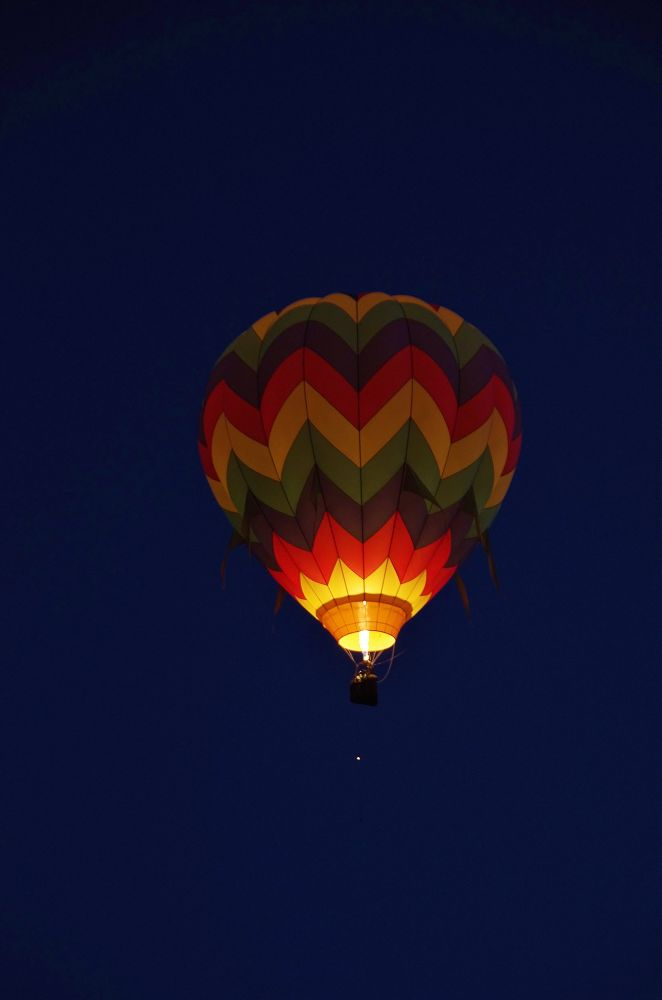 Into the Early Morning Sky PNTX1801.JPG by David Amaral