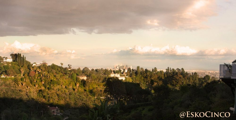 Hollywood Hills by DerekEskridge