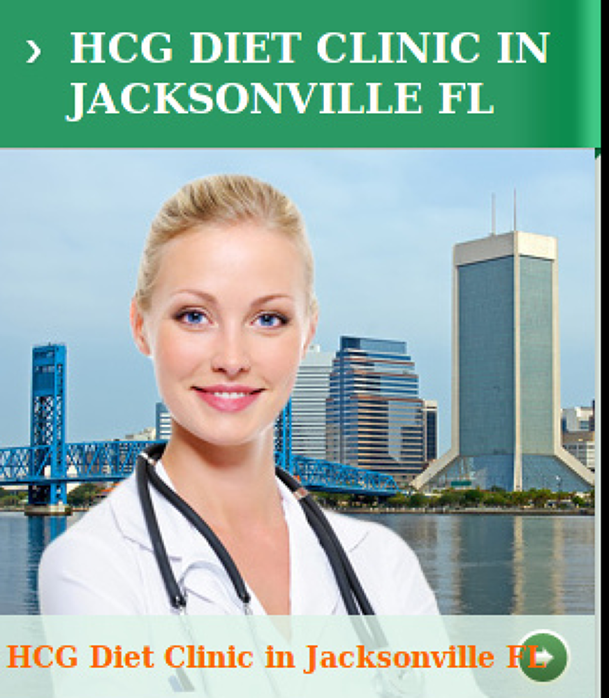 HCG Diet Clinic in Jacksonville FL by hcgdietdoctors