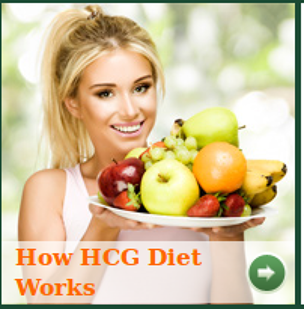 How HCG Diet Works by hcgdietdoctors