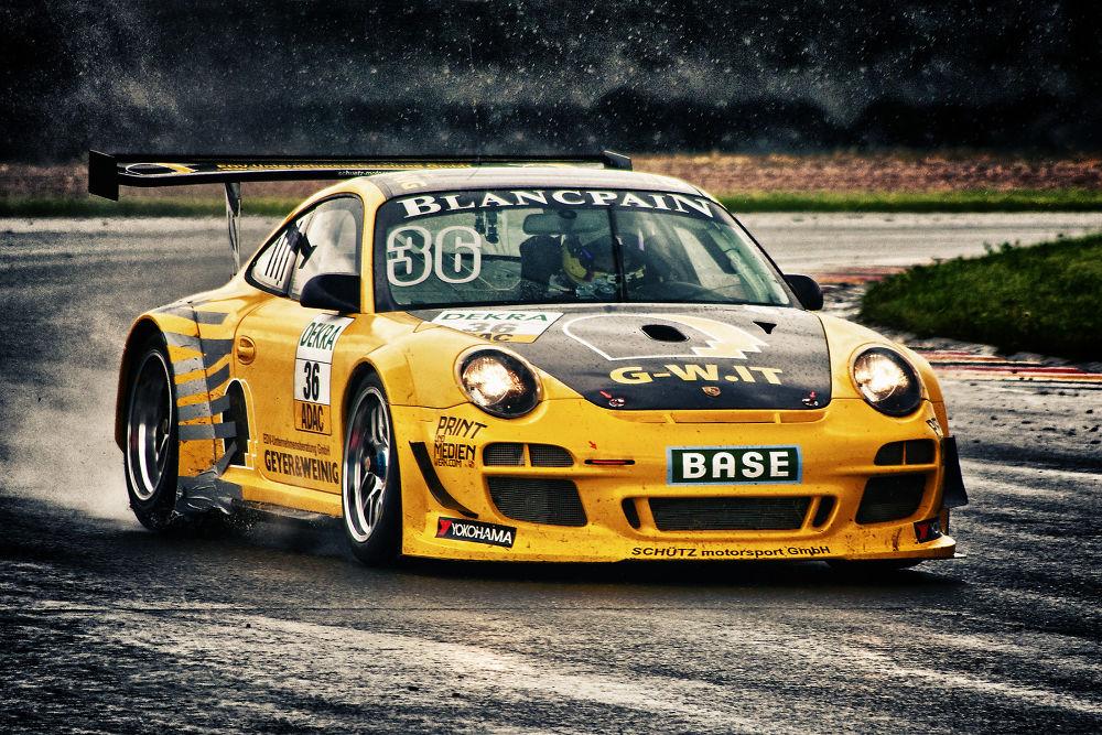 Porsche Racing by Juergen Mayer