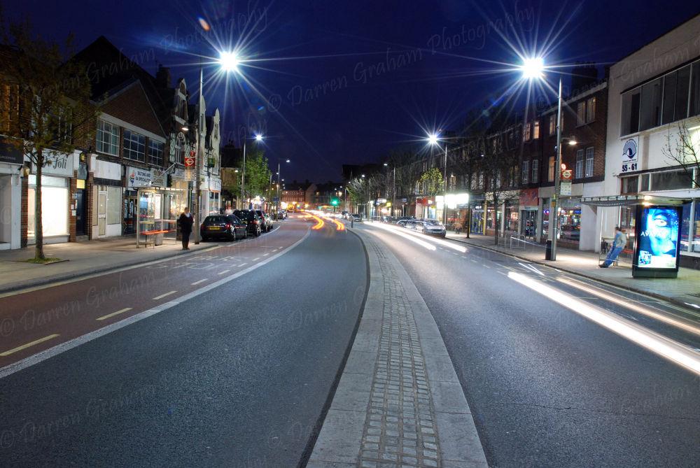 Twickham High Street.jpg by DarrenGrahamPhotography
