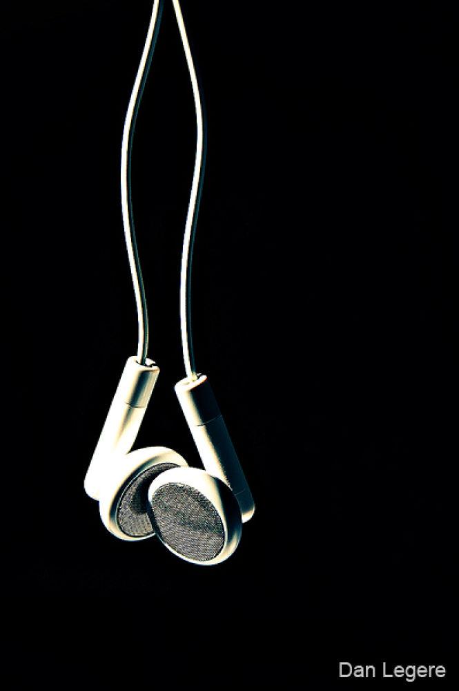 Headphones by DanLegere