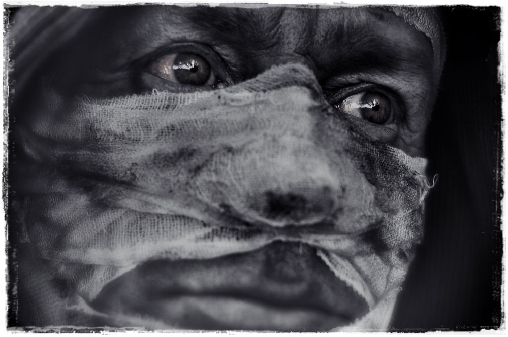 """""""Wounded soul"""" by shadow"""