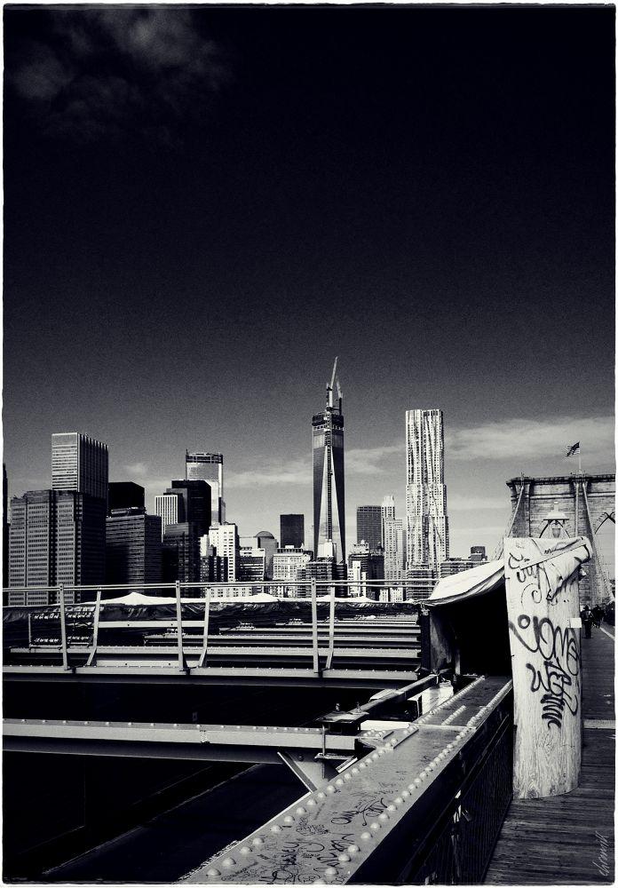 NY by shadow