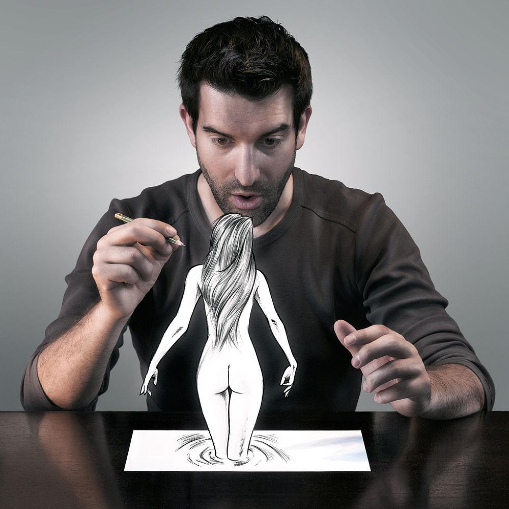 Sketch your dreams by sebastiendelgrosso