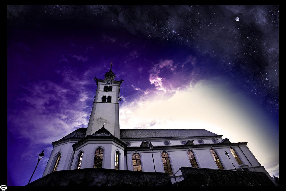 church by strangecave