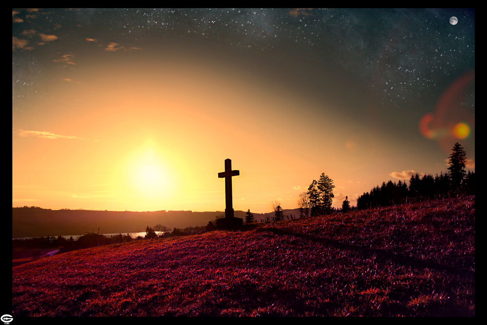 the crucifix by strangecave