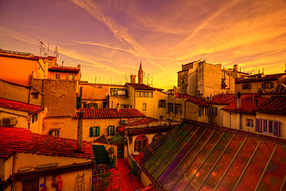 Florence Italy by clinthudson