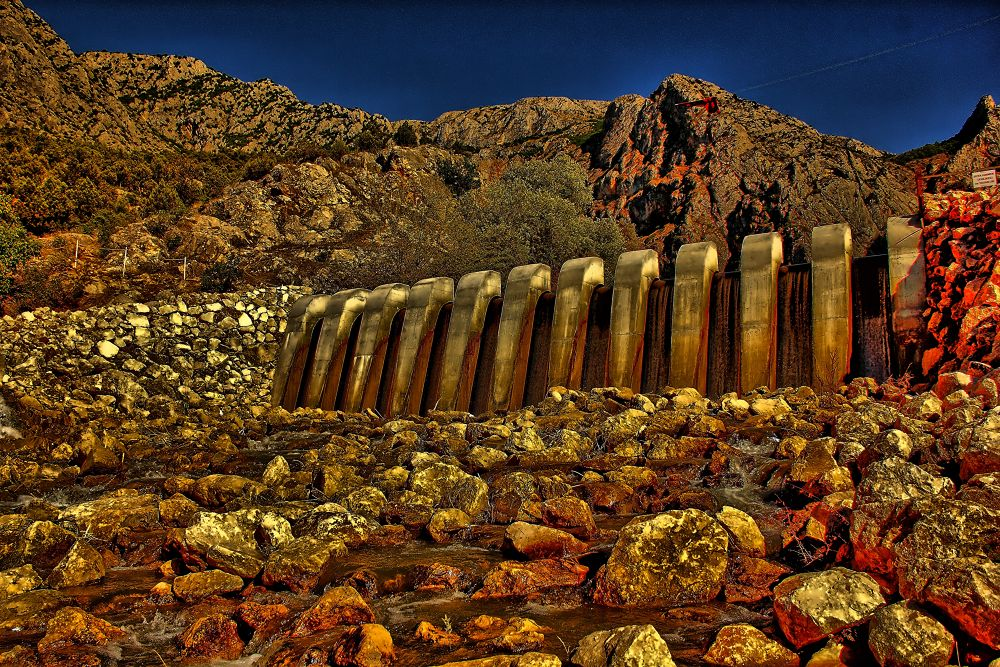 İncesu Canyon/Turkey by ahmet konukseven