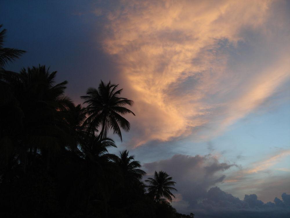 sundown maledives by silkeebster