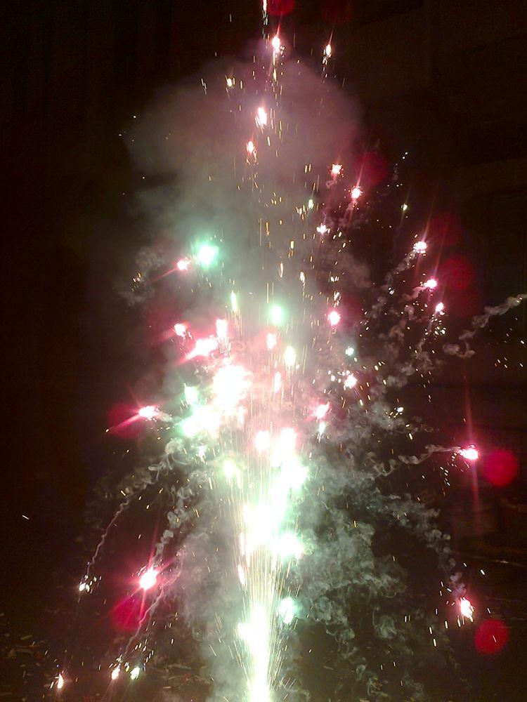 Fireworks  by PRasad Ahirrao