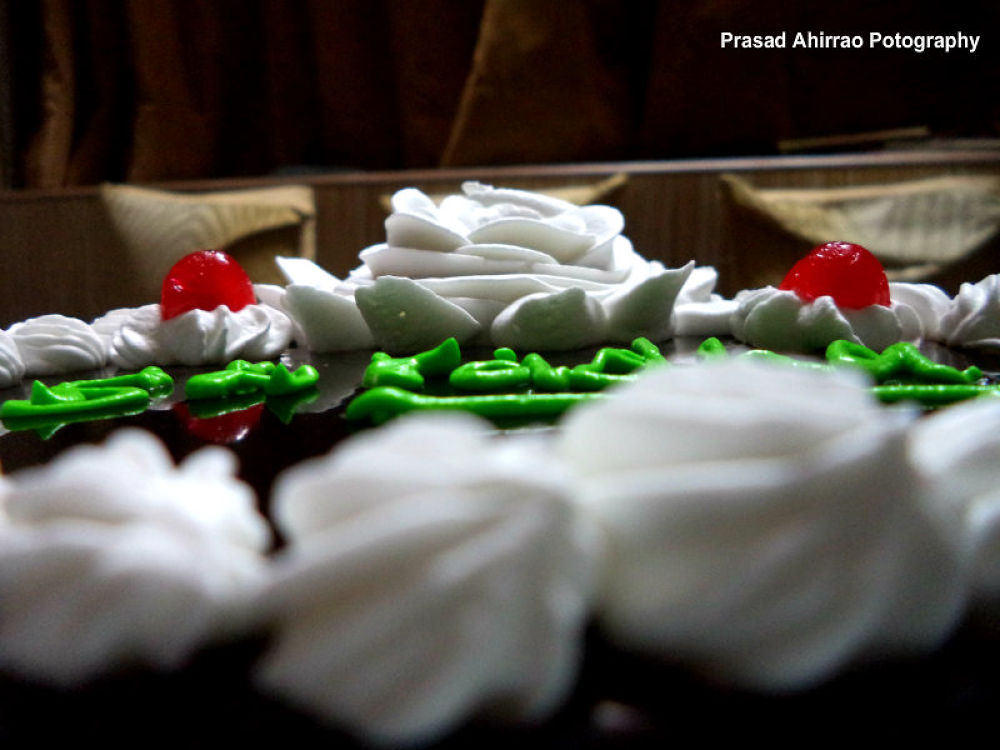 Cake  by PRasad Ahirrao
