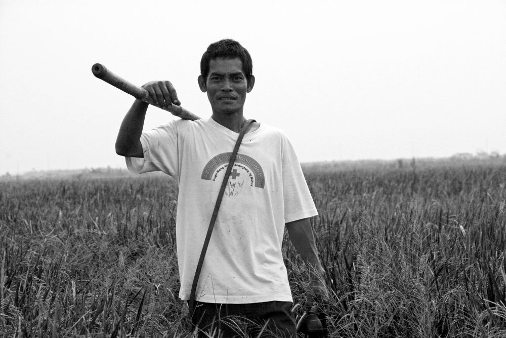 Photo in Random #agrarian reform #hacienda luisita #farmers #philippines