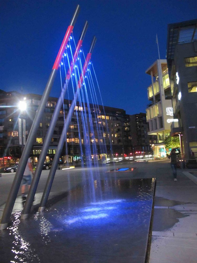 Oslo, night by nonoyespina