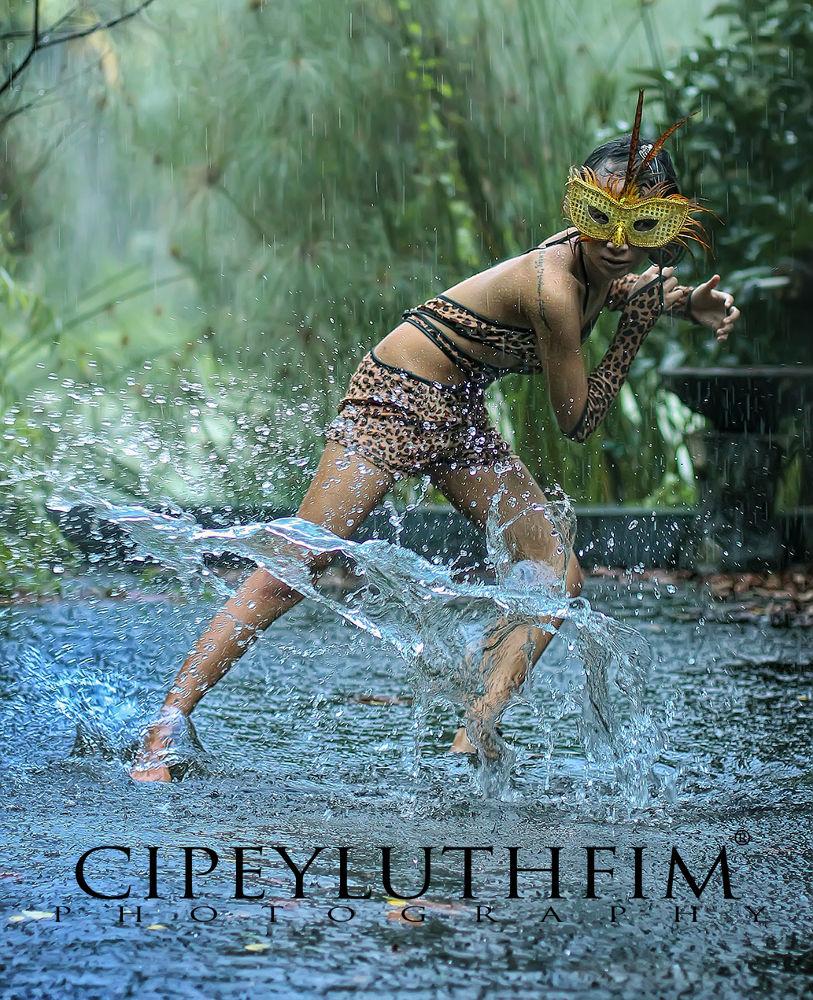 Leopard Splash !! by cipeyluthfim