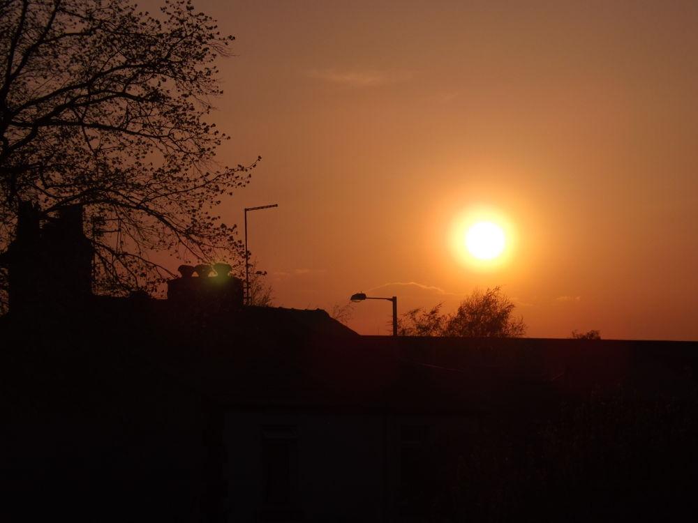 sunset adlington england by johnderbyshire31