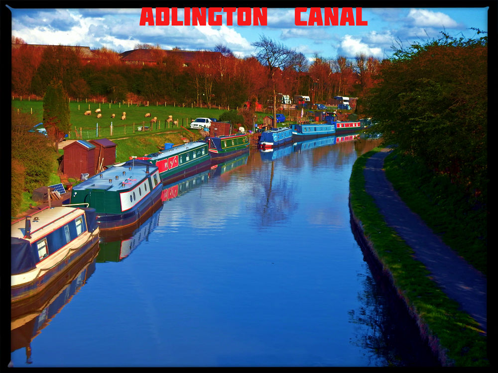 canal photo  by johnderbyshire31