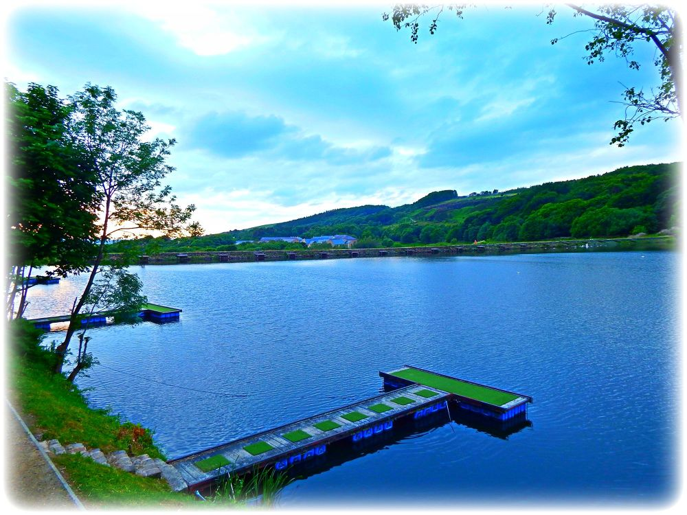 another view of local lake by johnderbyshire31