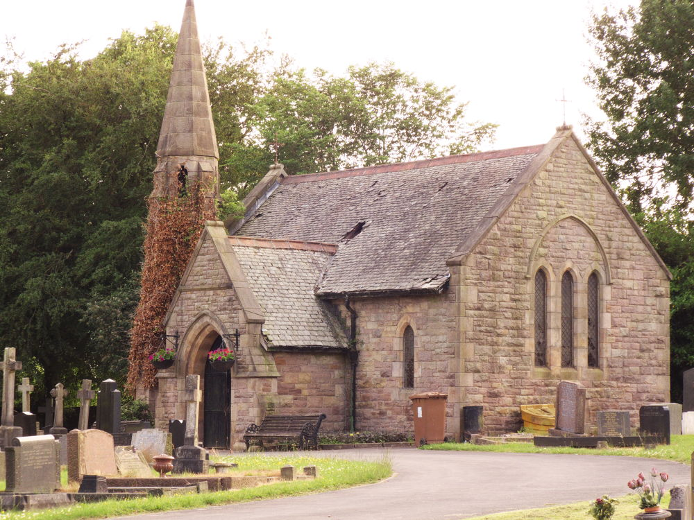 old small church in adlington england by johnderbyshire31
