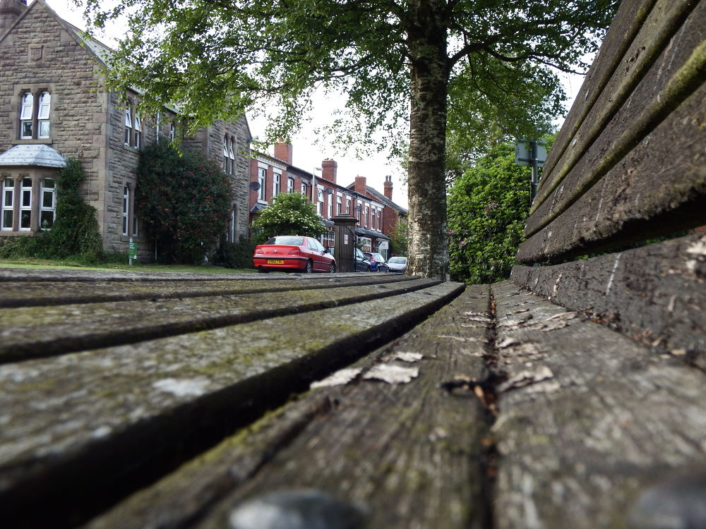 (resting on a grave yard bench) timeless photo by johnderbyshire31