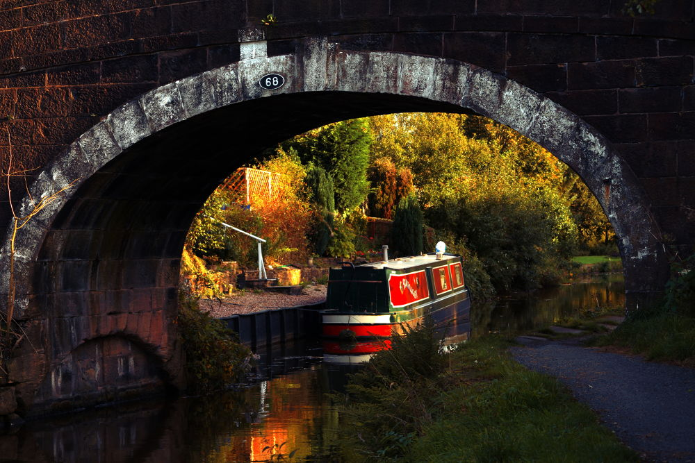 leeds and liverpool canal, by johnderbyshire31