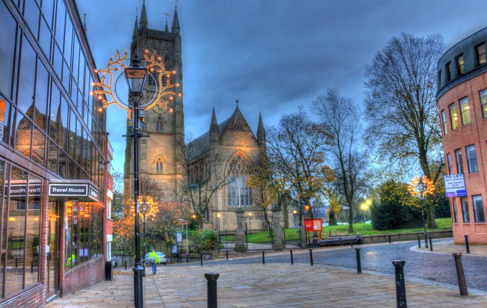 parish church bolton, by johnderbyshire31