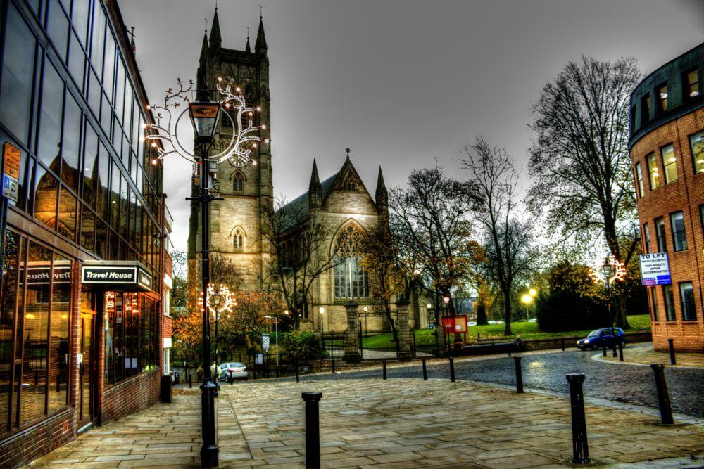 bolton parish church (HDR) by johnderbyshire31