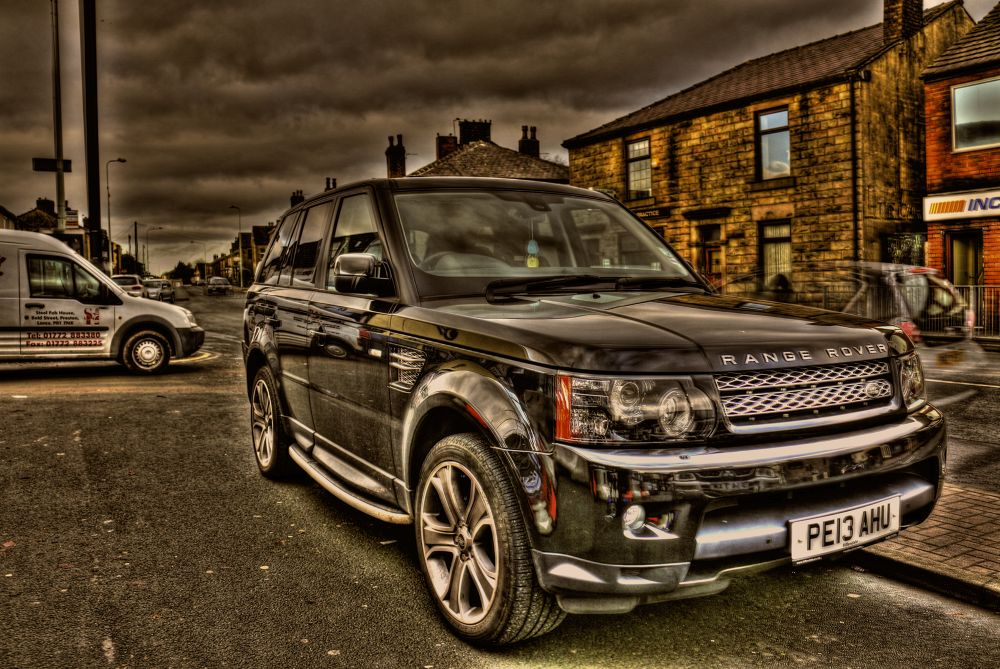 range rover up close and raw by johnderbyshire31
