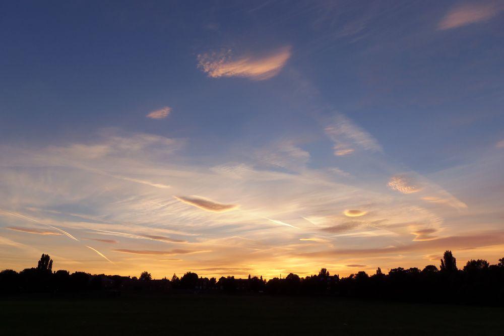 Northern sky  by AWalker