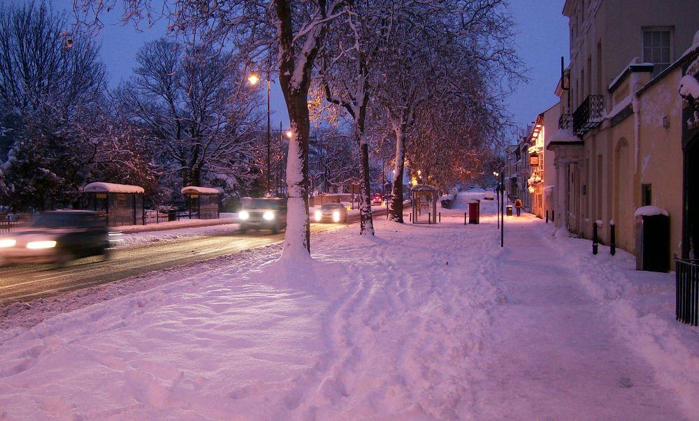 Winter by AWalker