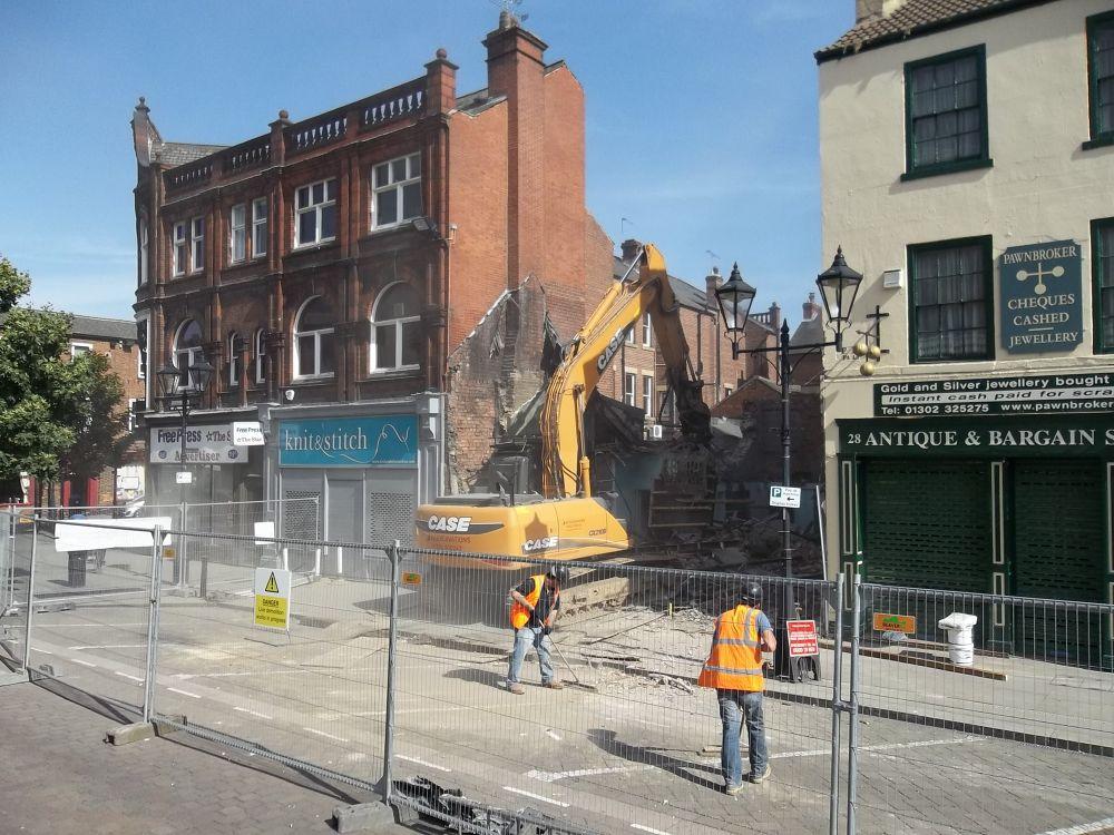 Demolition  by AWalker