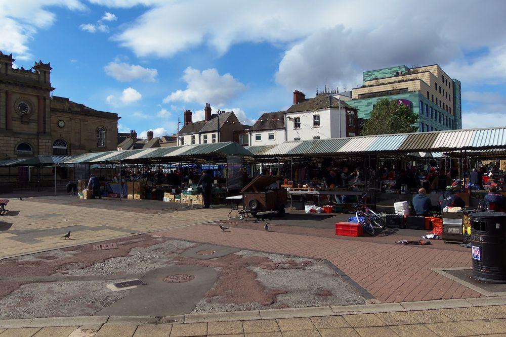 Market  by AWalker