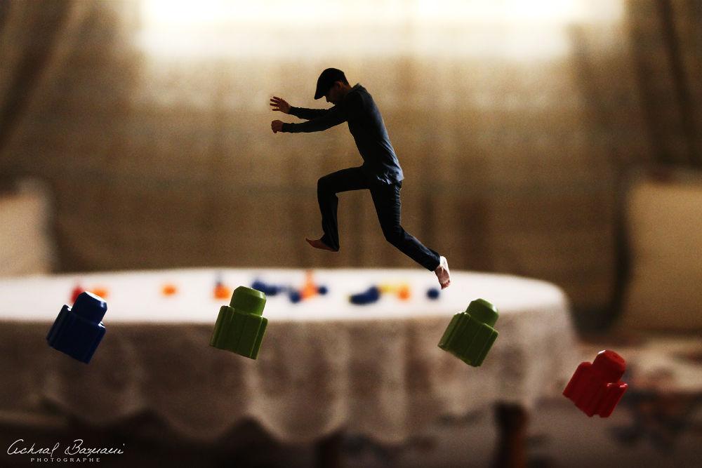 Lego by Achraf Baznani