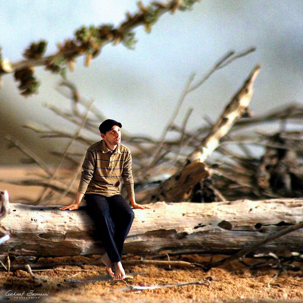 Left alone by Achraf Baznani