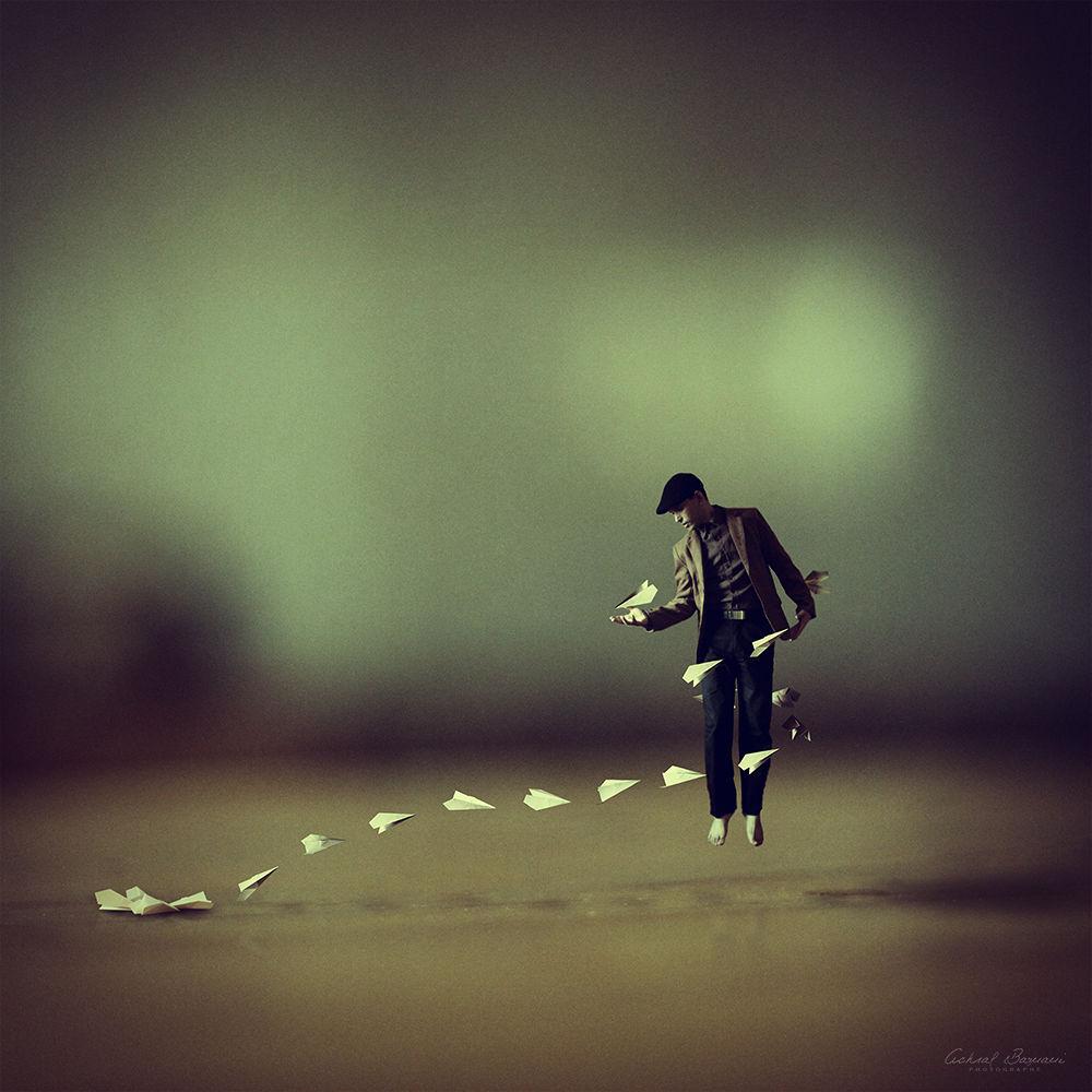 Paperman by Achraf Baznani