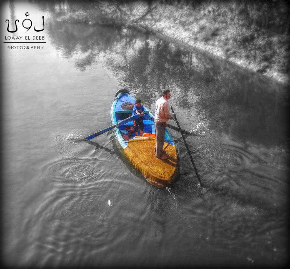 fish man  by loaayeldeeb